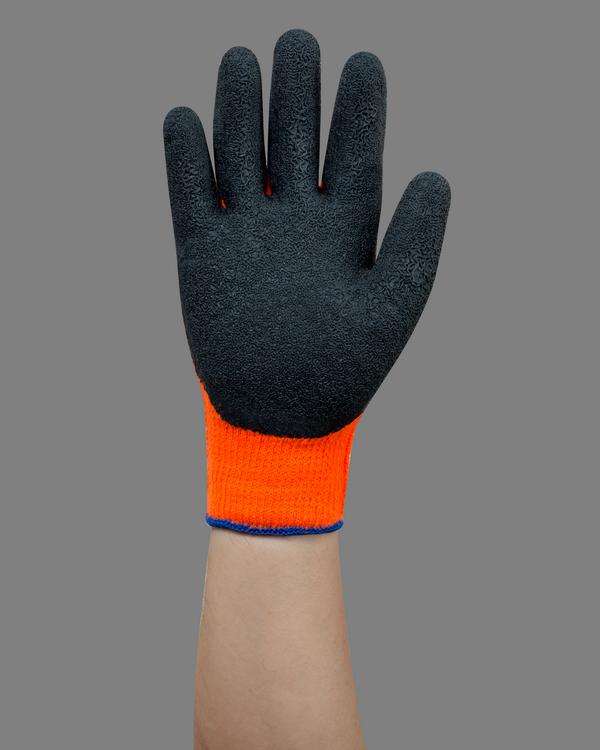 Рабочие перчатки утепленные