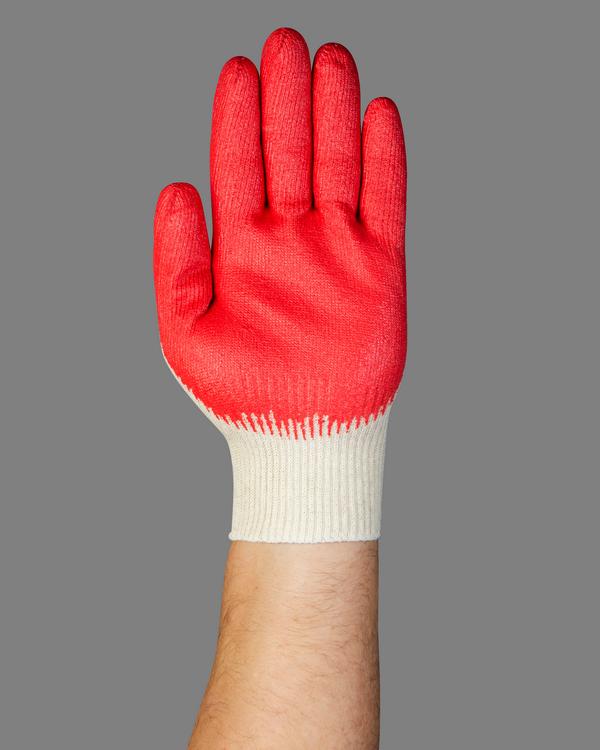 Перчатки рабочие 13 класс трикотажа